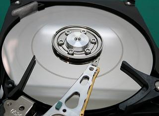 データ復旧 データ復元 重度物理障害 ヘッド不良