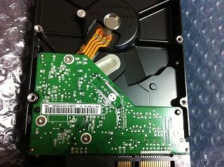 データ復旧 データ復元 パーティション HDD 論理障害